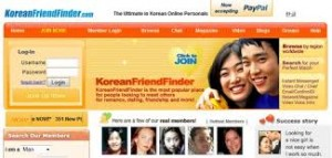 Korean Friend Finder