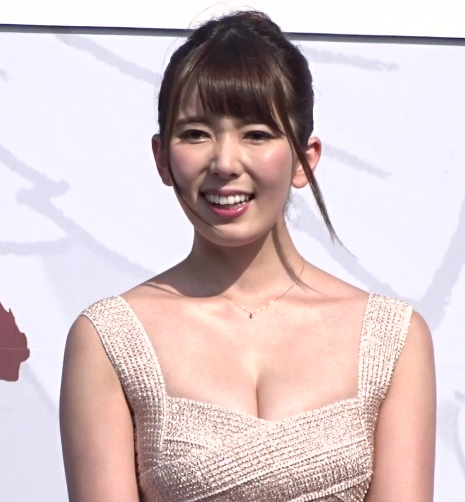 Japanese porn-star Yui Hatano to feature on Taiwans metro
