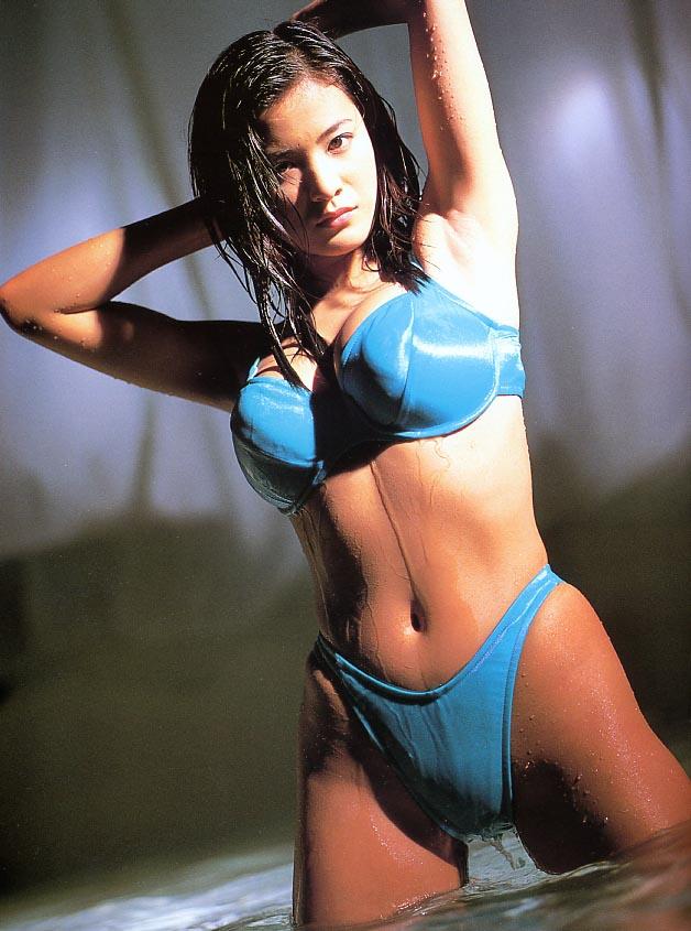 Models aoki asian yuko